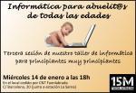 Informática para abuelitas... de todas las edades! Miércoles 14 a las 18h